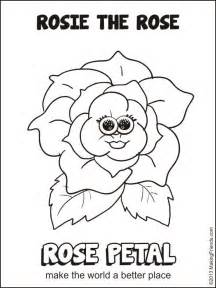 scout daisy rose petal