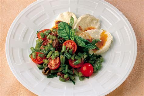 cucinare fagiolini lessi ricetta caprese con fagiolini le ricette de la cucina