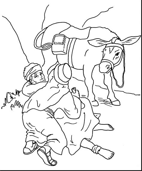 printable coloring pages of the samaritan samaritan coloring pages printable free free