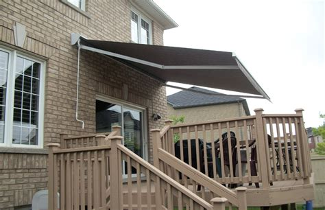 residential installation rolltec 174 retractable awnings