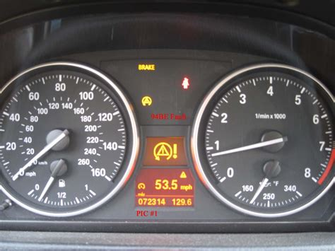 bmw warning light 4x4 autos post