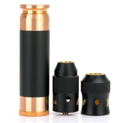 Paket Ngebul Mechanical Av Lyfe Mod Kit Rda Druga Lg Charger Liquif avid lyfe able style mechanical mod av torpedo combo rda copper kit