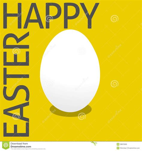Flat Happy easter eggs flat design stock illustration image 38870065