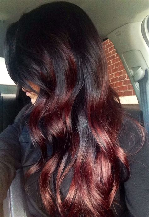 womens hairstyle ombre gradient hair coloring most popular ombre hairstyles colors for women 2016 2017