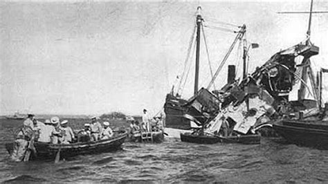 What Year Did The Uss Maine Sink by The Sinking Of The Maine 120 Years Later The Hypotheses