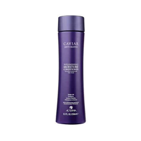 The Cavier Sho Conditioner 250ml alterna caviar anti ageing seasilk moisture conditioner 250ml free shipping lookfantastic