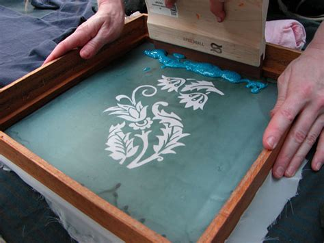screen printing cheap and at home 6
