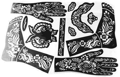 henna tattoo abu dhabi price sheet henna sticker for bodyart 001 price review