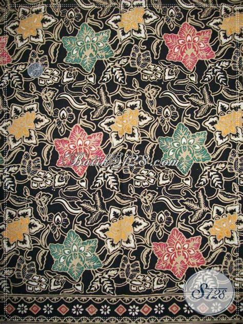 Diskon Kain Batik Meteran Modern Bunga Cantik Terbaru batik jawa asli indonesia koleksi terbaru dengan motif bunga busana batik unik til