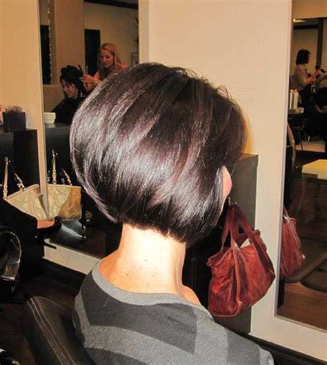 bob wedge hairstyles back view back view of wedge bob haircut short hairstyle 2013