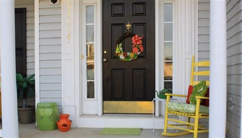 front door curb appeal ideas five front door colors for curb appeal