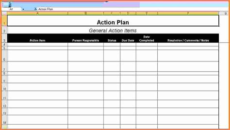 action plan template excel action plan jpg sales report