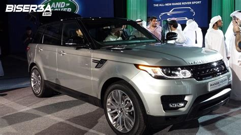 land rover dubai all new range rover sport launched in dubai biser3a