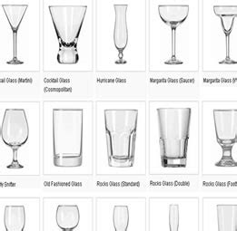 barware glasses types top import sa