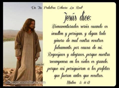 imagenes con frases bonitas de jesucristo im 225 genes cristianas con frases jes 250 s dice