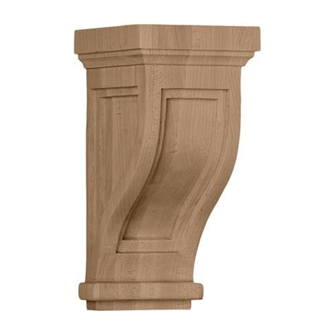 10 Inch Corbels Restorers Architectural 10 Inch Traditional Recessed