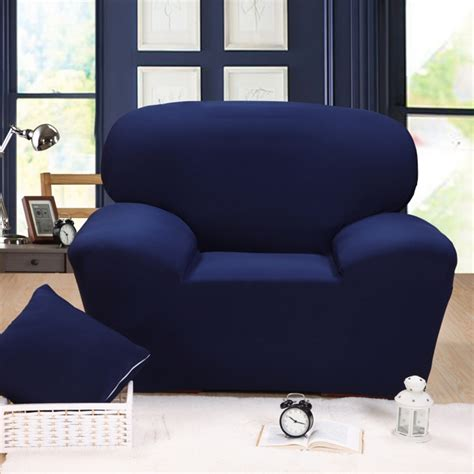 navy slipcovers navy blue sofa slipcover best sofa decoration