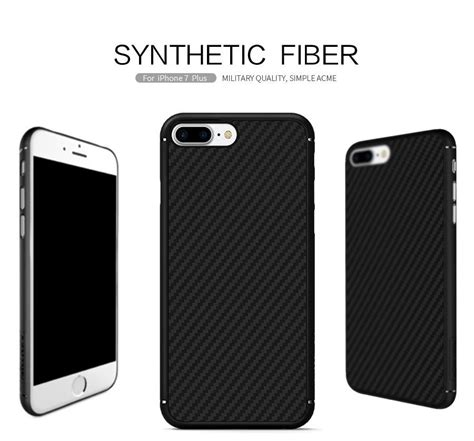 Matte Iphone 7 Plus Soft Black Anti Minyak Casing Hardcase 1 jual softcase synthetic carbon fiber iphone 7 plus