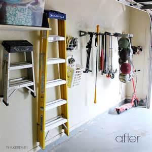 Organizing Your Garage Ideas - iheart organizing uheart organizing giddy for garage organization