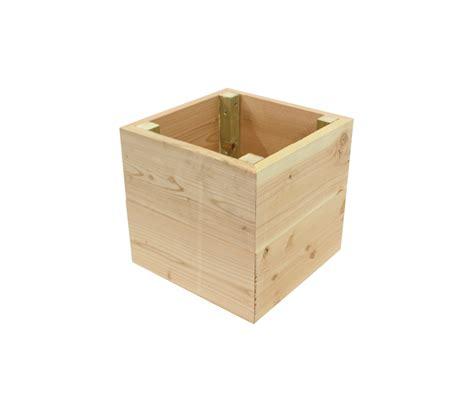 Plantenbak Hout Maken by Houten Plantenbakken Kopen Plantenbak Hardhout Pilaar