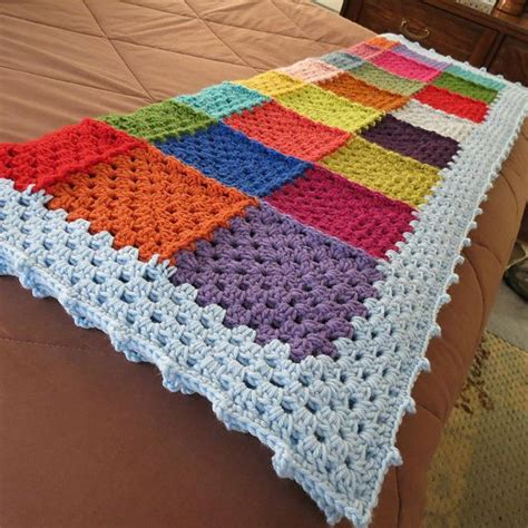 Square Afghan Blanket by 17 Best Images About Crochet Patches Blanket On