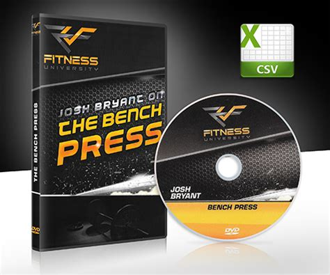 josh bryant bench press buy the book all about powerlifting