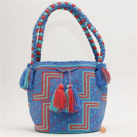 crochet pattern for boho bag 143 best images about crochet tapestry wayuu mochila