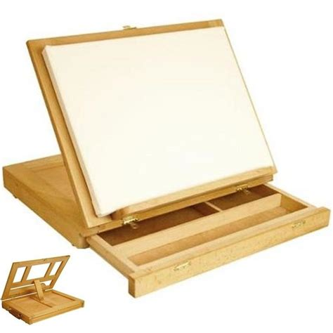 The 25 Best Portable Easel Ideas On Pinterest Portable Portable Drafting Table Top