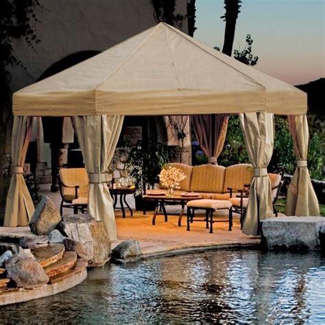 Backyard Gazebos Pictures by Outdoor Gazebo Ideas Home Interior Design