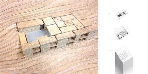 Flooring Plan therme vals analysis on behance