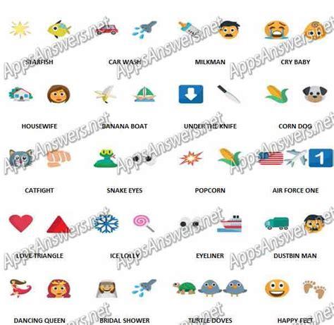 emoji quiz level 3 emoji air force one emoji world