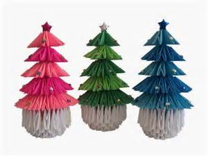 origami maniacs 3d origami christmas tree