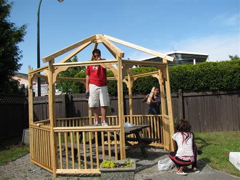 building a gazebo how to build a gazebo small gazebo