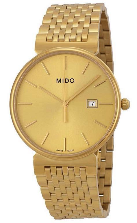 Mido Dorada M0096103302100 reloj mido dorada acero dorado m0096103302100 13 099 00 en mercado libre