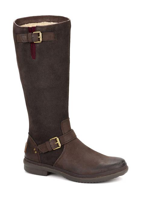 uggs waterproof boots ugg thomsen knee high waterproof boot