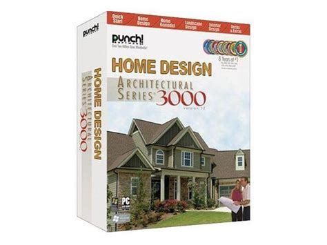 Punch Home Design As5000 Punch Professional Home Design программа планировки