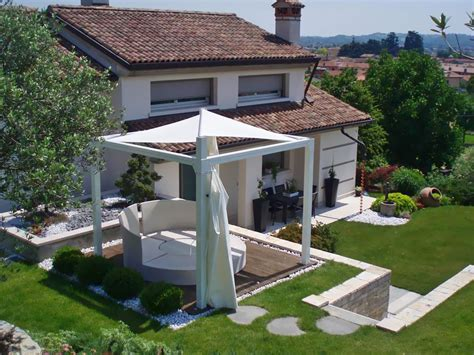 gazebo dolce vita dolce vita free standing canopy fixed or retractable roof