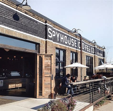 spy house coffee spyhouse coffee to open fourth minneapolis location in warehouse district daily