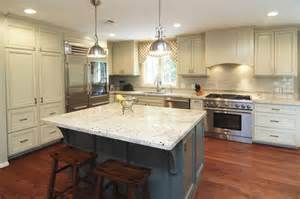 kitchens with different colored islands different color island kitchen reno here we go