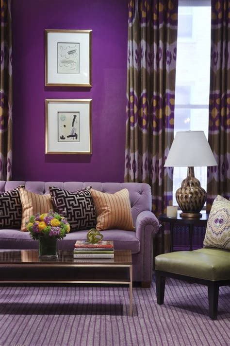 plum living room ideas 293 best images about purple interiors plum lavender