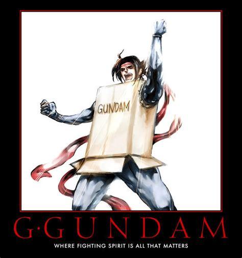 Cardboard Box Meme - gundam master asia memes