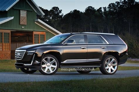 2020 Cadillac Escalade Ext by 2020 Cadillac Escalade Ext Changes Engine And Redesign
