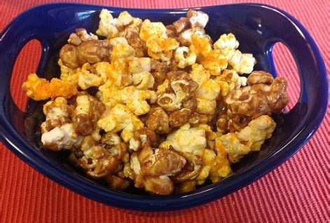 chicago style popcorn recipe whats cooking america