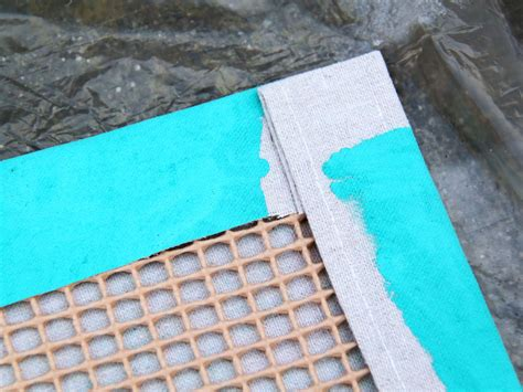Diy Outdoor Rug With Fabric How To Stencil Paint An Outdoor Rug How Tos Diy
