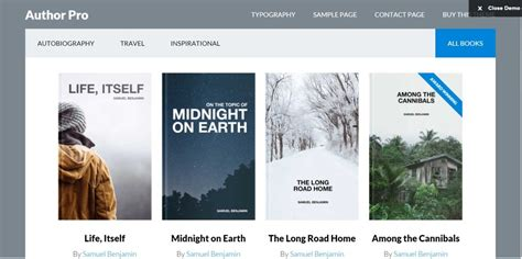 themes wordpress writers wordpress themes for writers build an author site with
