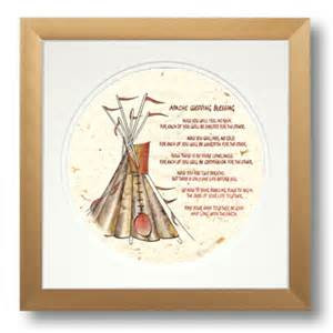 Indian Wedding Prayer Apache Wedding Blessing Calligraphy Art Plaques Inspirational Gifts