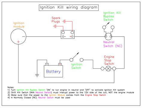 wiring diagram for electric shifter diagram free