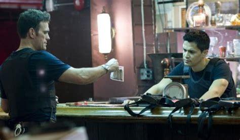 matt dillon police movie takers movie review takers showtimes the boston globe