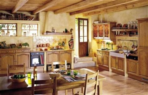 Country Kitchen Design by French Country Style Homes Interior Modern Home Design