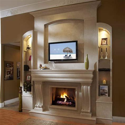 fireplace ideas pictures living room fireplace makeover ideas pictures with